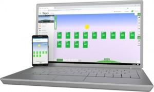 타이고의 스마트 웹사이트 시스템 분석은 에너지 생산을 추적하고 경보를 보내며 PV 시스템을 최대의 효율로 작동 유지 시키기 위한 유지보수 활동을 사전에 제안한다
