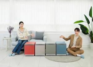 삼성전자가 출시한 큐브 컬러에디션