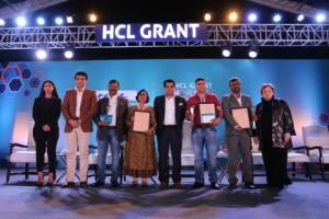 HCL 그랜트 2019 수상자들