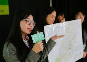 청소년 녹색진로탐색 프로젝트 꿈꾸는 초록씨 진행 현장