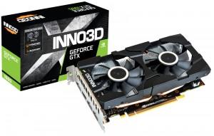 INNO3D 지포스 GTX 1660 D5 6GB 트윈쿨러