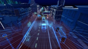 수백만 km 주행으로부터 학습을 통해 입증된 벨로다인 센서는 자율주행 차량이 가장 안전한 길을 판단하도록 돕는다