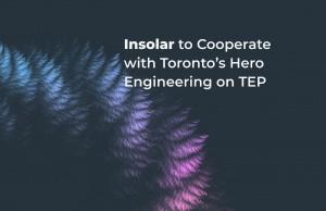 인솔라, 토론토의 히어로 엔지니어링과 협력