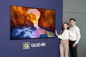 삼성전자가 2019 QLED TV를 국내 출시한다