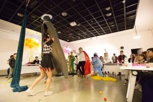 서울문화재단 잠실창작스튜디오 장애아동 미술 멘토링 프로그램 프로젝트A 진행 현장
