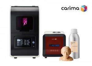 캐리마의 보급형 DLP방식 3D프린터 EM