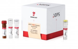 현존 최고의 검출민감도 0.0001%를 확보한 ADPS™ BRAF Mutation Test Kit (RUO) 제품