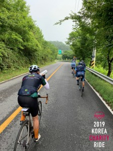 KOREA CHARITY RIDE 2019: KOREA CROSS COUNTRY
