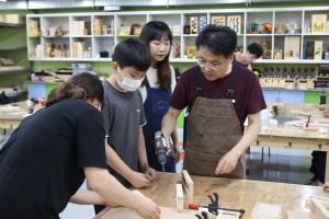 서울시립중랑청소년센터가 운영 중인 가족프로그램