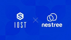 네스트리와 IOST 파트너십 체결