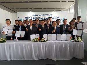 한국전력은 베트남 호치민에서 한국-베트남 스마트 전력에너지 전시회를 개최했다