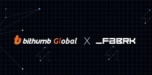FABRK, 빗썸 글로벌 상장