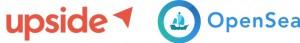 업사이드는 블록체인 P2P 자산 거래 플랫폼 오픈씨와 업무협약을 체결했다