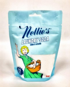 GS25가 넬리소다 세탁세제를 출시했다