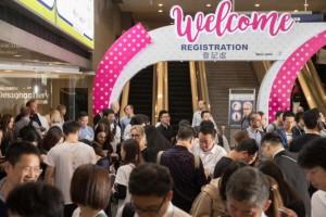 메가쇼가 세계 정상급 이벤트 장소인 홍콩 컨벤션 센터에서 개최된다