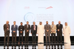 자율주행 교통을 위한 두바이 월드 챌린지 수상자들
