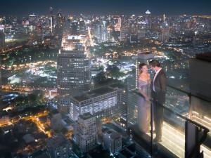 반얀트리 방콕 문 바 문 워크