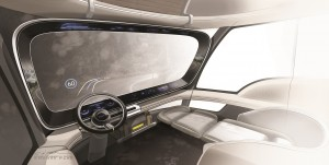 현대차가 수소전용 대형트럭 콘셉트 HDC-6 넵튠 티저를 공개했다