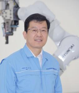 서유성 현대중공업지주 로봇사업 대표