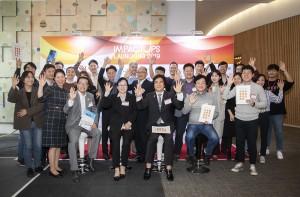 SK텔레콤은 혁신기술 스타트업 11개사가 참여하는 임팩트업 프로그램 론칭행사를 개최했다