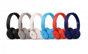 Beats의 소음 차단 기능이 탑재된 최초의 온-이어 헤드폰 Beats Solo Pro