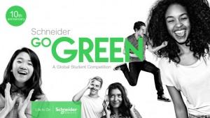 슈나이더일렉트릭이 글로벌 아이디어 공모전 고그린 2020을 개최한다