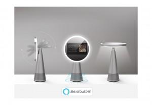 CES 2020 스마트홈 부문에서 혁신상을 수상한 ICON.AI의 알렉사가 탑재된 스마트 메이크업 미러(Smart Makeup Mirror with Alexa Built-in)