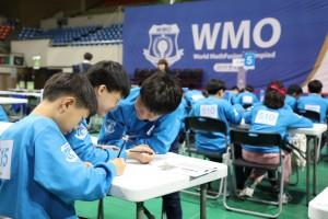 WMO Korea 운영위원회가 2019 WMO 한국본선에 참가한 초등학생 대상으로 수학 공부에 관한 설문조사를 진행했다