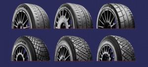 쿠퍼 타이어 유럽이 자동차 경주 유형과 애플리케이션에 따라 다양한 경주용 타이어 제품군을 출시했다