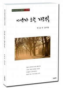 박효석 시인 24번째 시집 표지