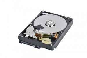 도시바가 높은 면밀도의 감시용 6TB HDD DT02-V 시리즈를 출시했다