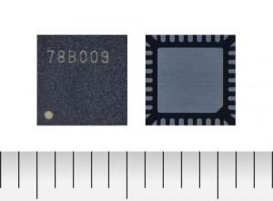 도시바가 서버와 무선 진공청소기에 사용되는 고속 팬용 새로운 3상 모터 제어용 프리-드라이버 IC TC78B009FTG를 출시했다