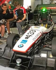 벨로다인 라이더가 2019 포뮬러 스튜던트 대회에서 유럽의 20개 대학 팀에 센서를 기부했다