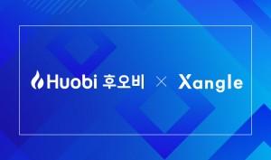 거래소 후오비 코리아(Huobi Korea)는 암호화폐 정보공시 플랫폼 기업 크로스앵글과 업무협약을 맺었다