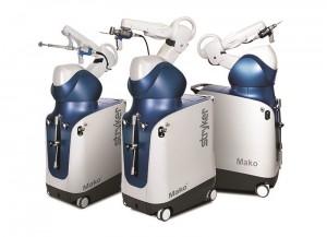 한국스트라이커 인공관절수술 로봇 마코
