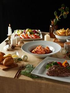 호텔 서울드래곤시티가 크리스마스 스페셜 디너·연말 맞이 이벤트를 실시한다