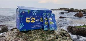 해조류와 두유의 만남 두유워너해초