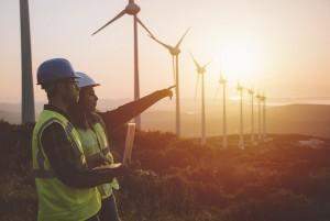 시그니파이(Signify)가 키시엘리체 내륙 풍력 발전소로부터 전력 공급하는 과정에서 자문을 제공한 슈나이더일렉트릭