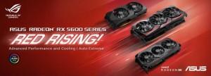 에이수스가 최신 AMD Radeon RX 5600XT GPU 기반의 그래픽카드를 출시했다