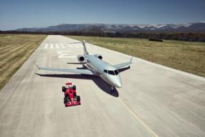 VistaJet x Scuderia Ferrari