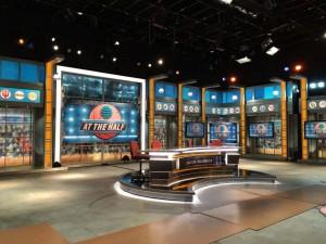 미주지역 TV 스튜디오에 사용중인 1.8mm 제품