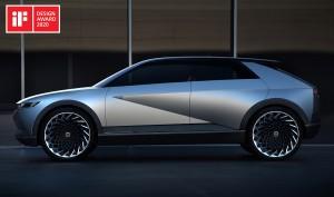 현대·기아자동차가 2020 iF 디자인상을 수상했다