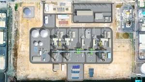 삼성물산이 1조1500억원 규모 UAE 발전 프로젝트를 수주했다