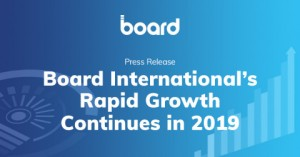 The leading decision-making platform vendor announces 11th consecutive year of 20%+ Revenue growth