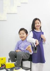 SK텔레콤이 부모 안심과 자녀 학업 다 잡는 잼폰을 출시했다