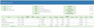다산북스 인세 공유 프로그램 화면