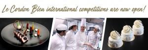 르 꼬르동 블루 125주년 세계 요리 경연 대회
