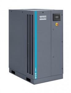 아트라스콥코 급유식 공기압축기 GA37+(외부)