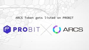 아크스(ARCS)(ARX) 프로비트(PROBIT)거래소 상장