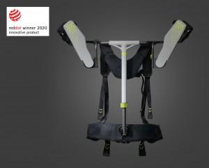 현대·기아차 웨어러블 로봇이 레드 닷 디자인상을 수상했다